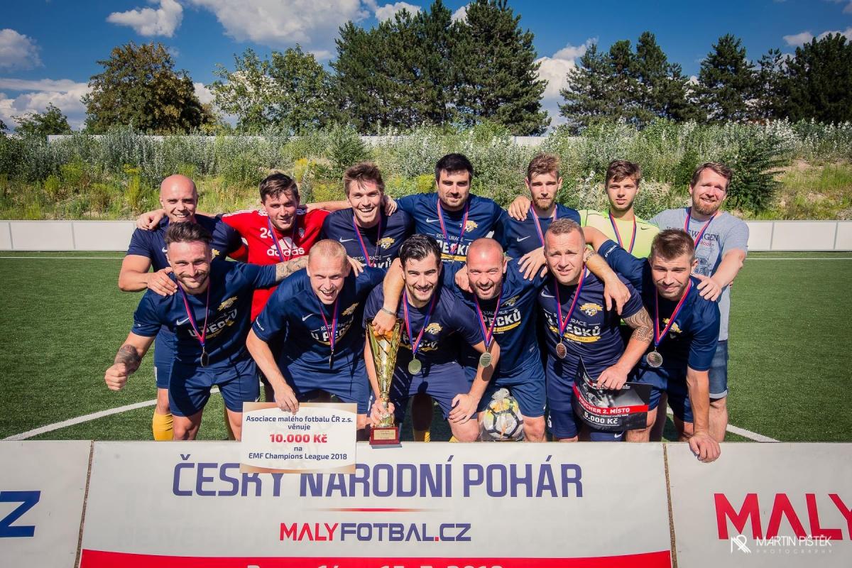 Mistrovství ČR 2018 malý fotbal